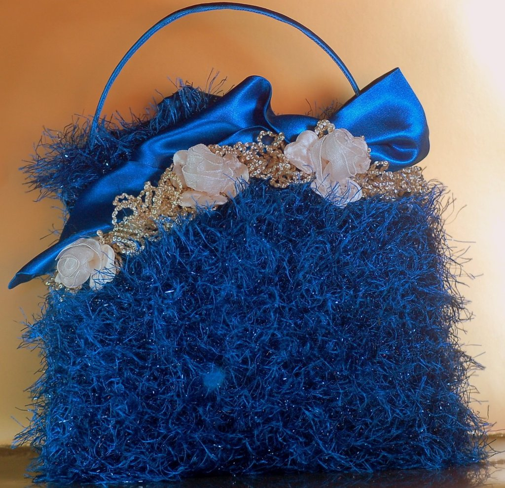 "Handbag ""Iris"""