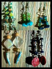 Pendientes Naturales II / Natural Earrings II
