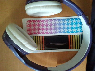 Headphones Custom Stickers / Pegatinas custom auriculares
