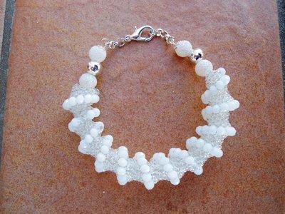bracciale white snow