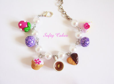 """Tea in the Garden"" Bracelet"