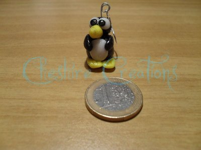 ciondolo pinguino