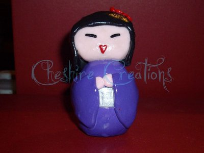 fermacarte geisha