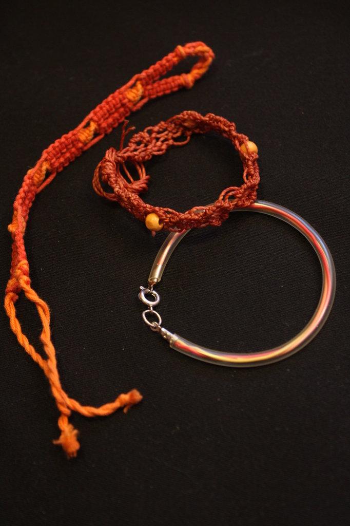 3 braccialetti per bambine