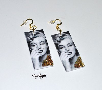 Glamour collection earrings