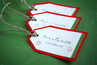 Etichetta/Tag/ natalizia