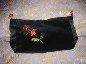 borsetta con fiorellini