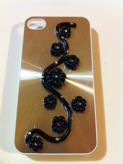 Cover o custodia rigida per I-Phone 4 - 4s