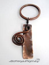 """Portachiavi """"Copper Curl"""""""