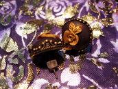 Cammeo Earrings