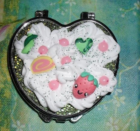 specchietto da borsa dolcioso