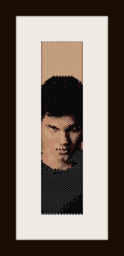 PDF schema bracciale jacob in stitch peyote pattern - solo per uso personale