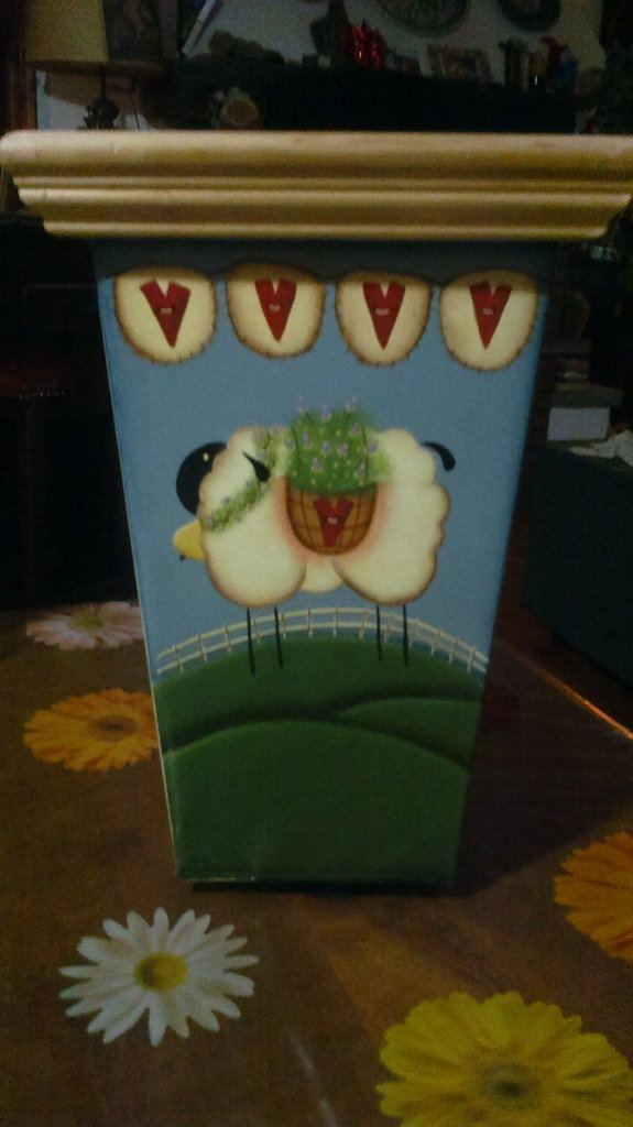 """Vaso """"sheep in the countryside"""""""