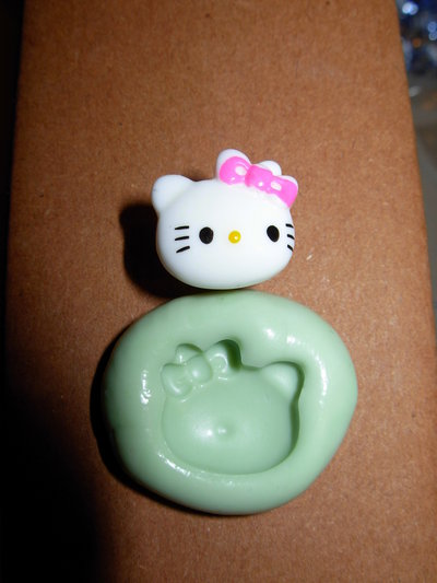 stampo hello kitty 2