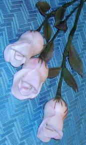 bocciolo di rosa