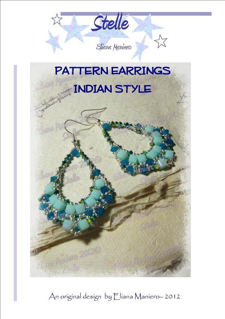 Schema Orecchini Indian Style - pdf file