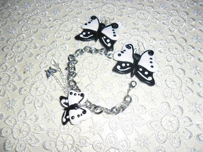 orecchini farfalla
