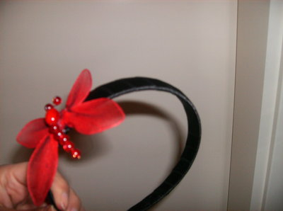 Cerchietto Red fly..