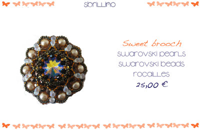 Sweet brooch