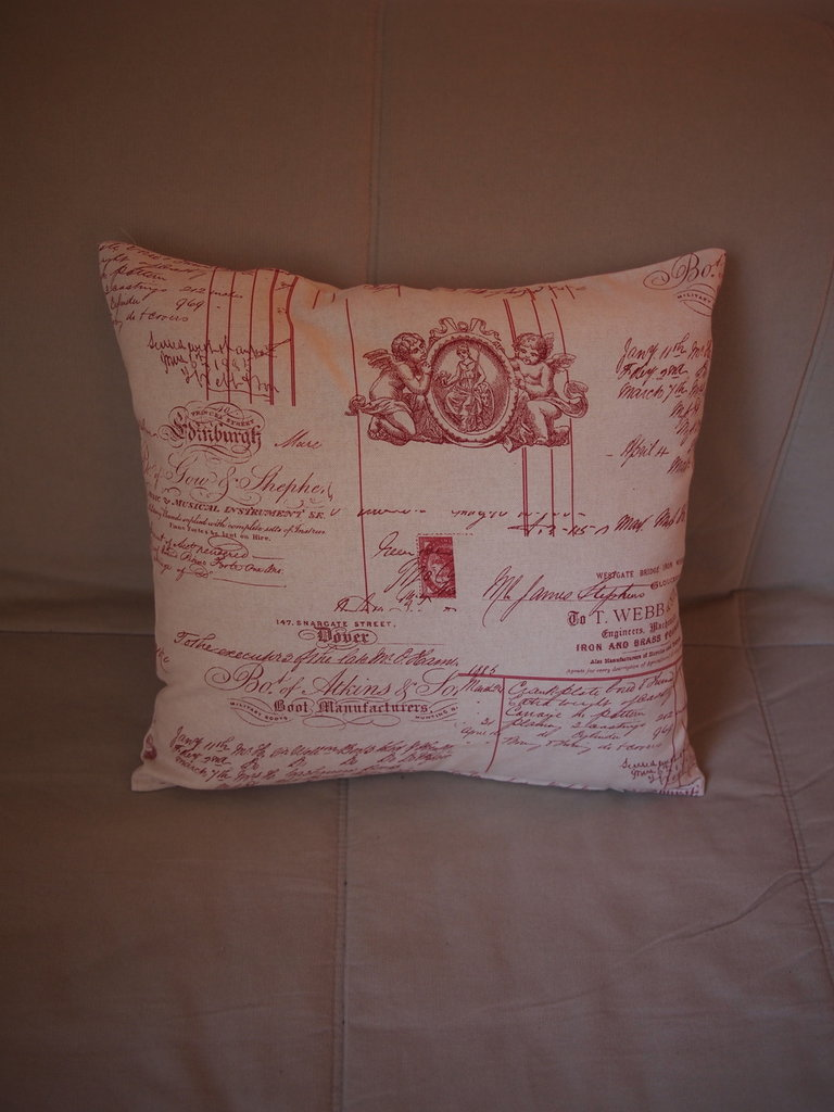 Cuscino Stamp - Stamp Pillow