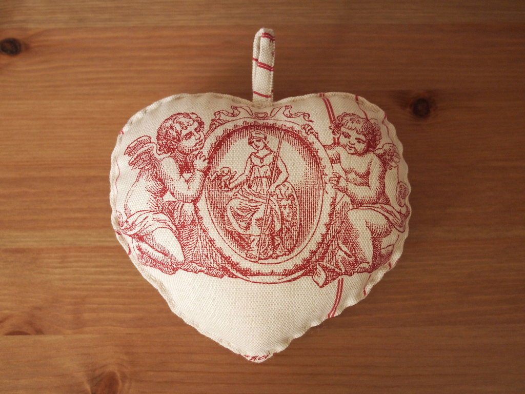 Cuore Stamp - Stamp Heart