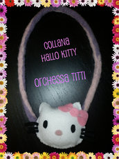 Collana Hallo Kitty