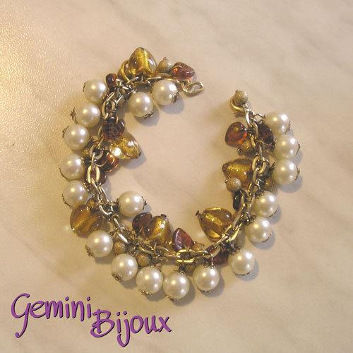 Bracciale Perle&Cuori
