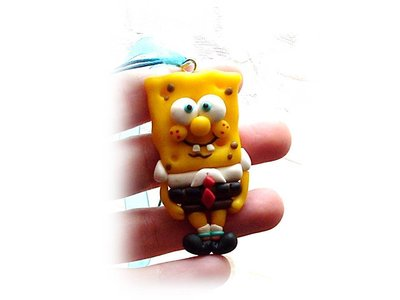 Collana Spongebob fimo