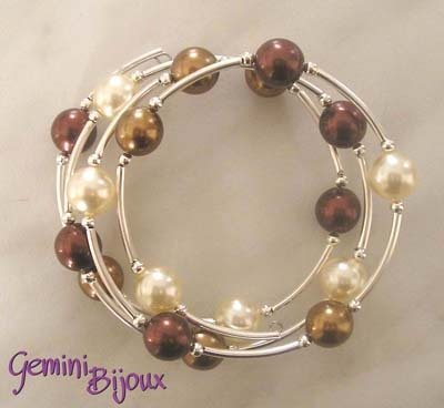 Bracciale Brown