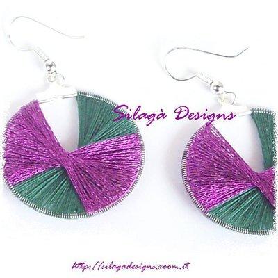 Spezie Earrings  - Orecchini mod. Spezie (Collezione Armonie)