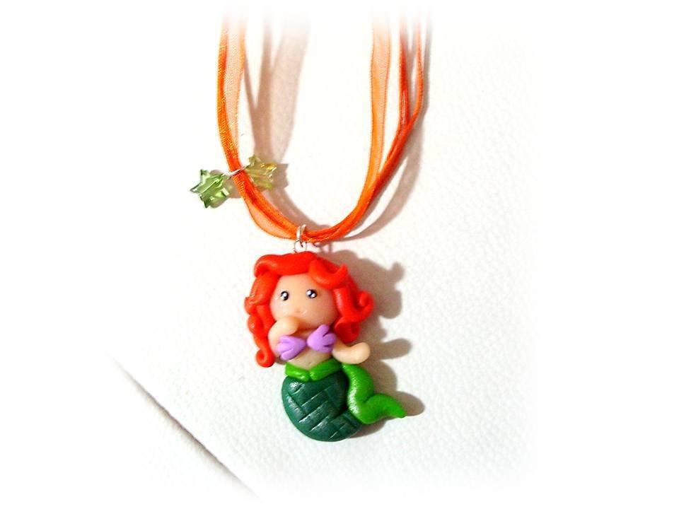 Collana sirenetta Ariel