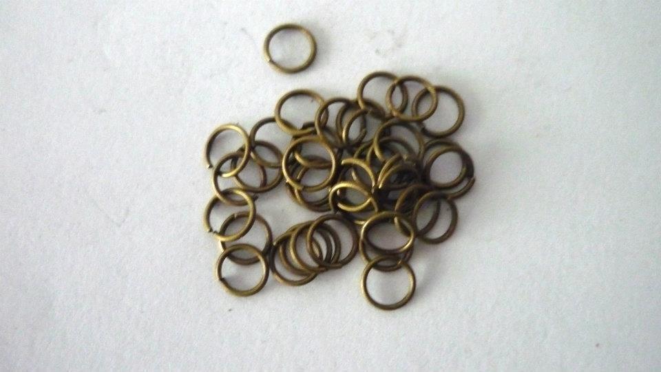 Anellini in bronzo