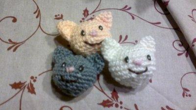 spille gattose in lana