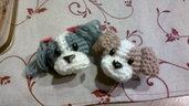 spille cagnolini in lana