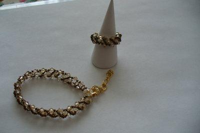 bracciale +anello