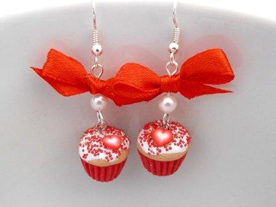 Cupcake - Orecchini in Fimo 4