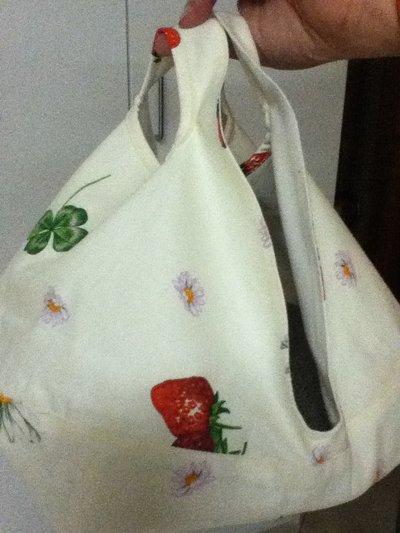 Porta torta in tessuto misura standard donna borse di le idee su misshobby - Misura porta standard ...