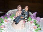 Sposini Torta Nuziale - Wedding CakeTopper