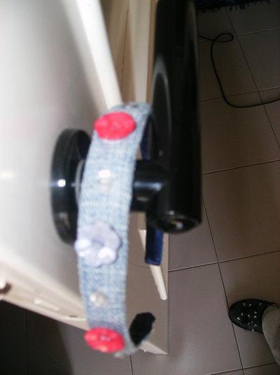 Cerchietto Jeans