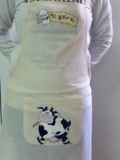 grembiuli da cucina dipinti a mano - Donna - Abbigliamento ...
