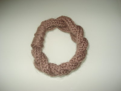 bracciale lana