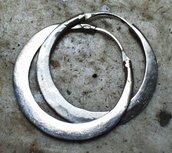 Campanelle - argento