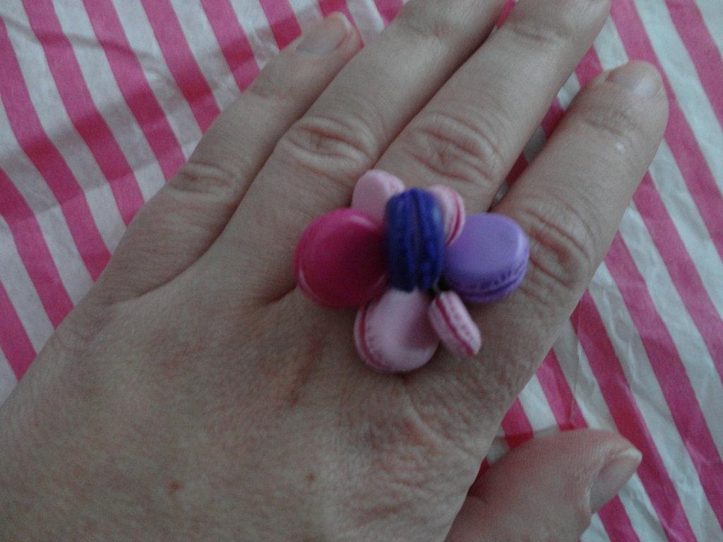 anello macaron