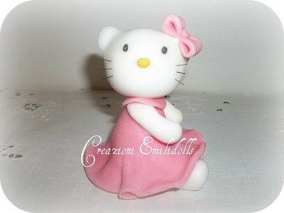 Hallo kitty bomboniera o idea regalo