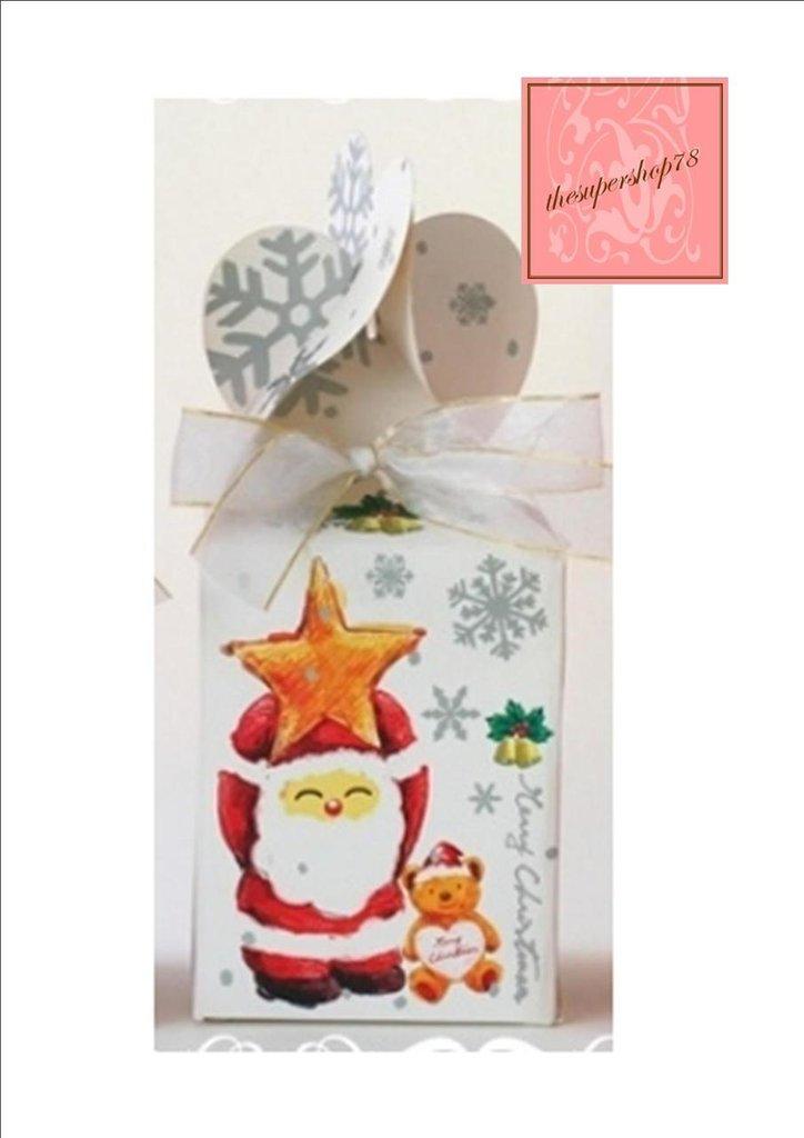 Scatola/Confezione Natale dei BISCOTTI!!!