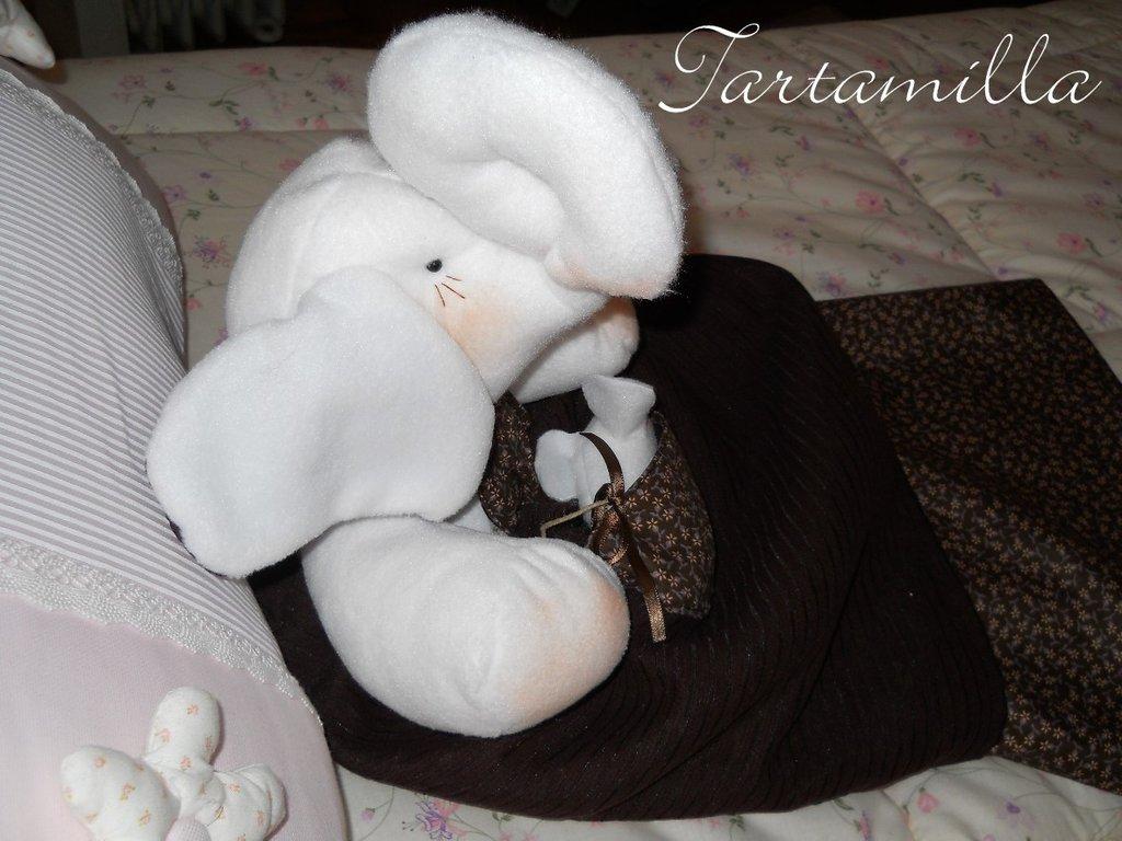 "Porta pigiama ""nuova versione"" elefante"
