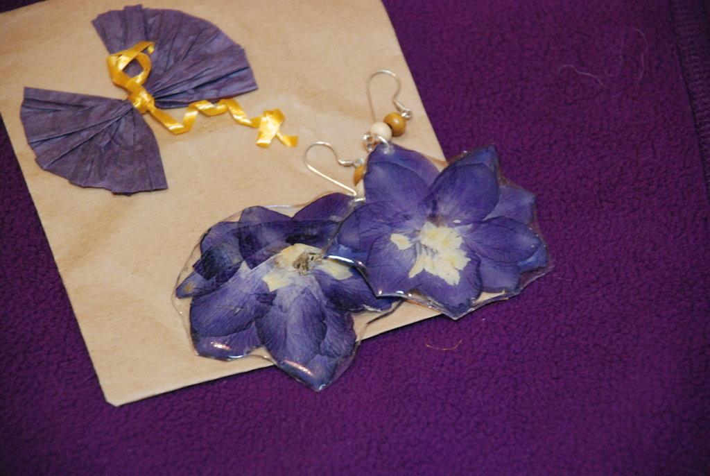 Fiore lilla