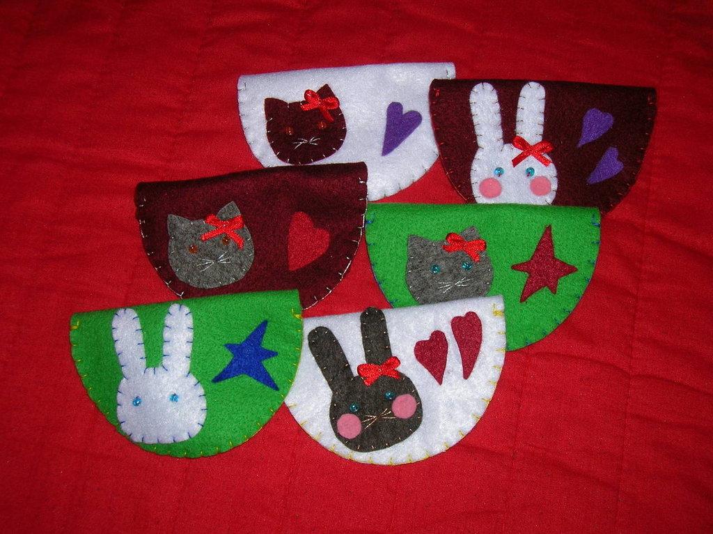 portamonete gattino-coniglietto