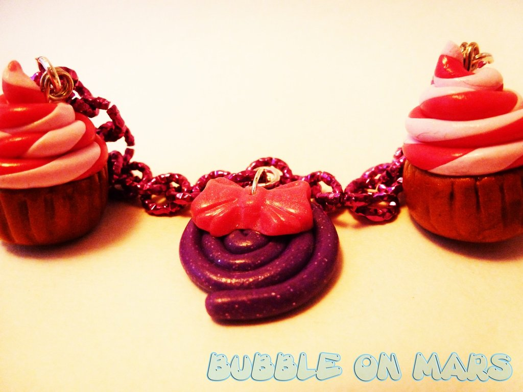 Candy Cupcakes Bracelet