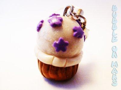 Cupcake Charm Mobile